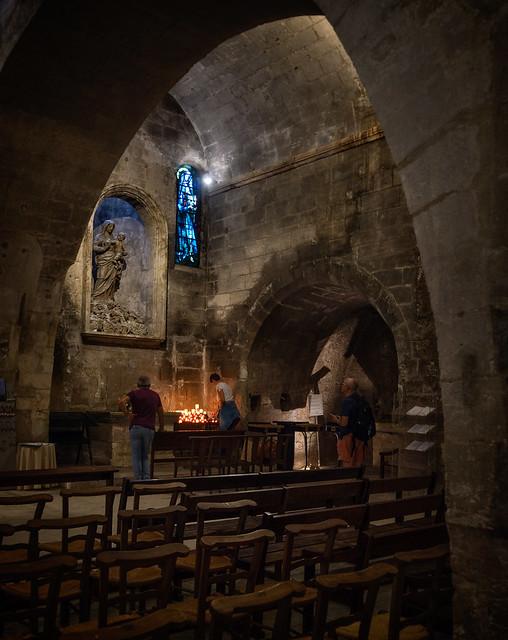 Église Saint-Vincent des Baux
