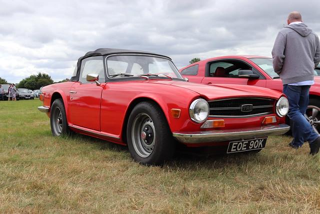 Triumph TR6 EOE90K