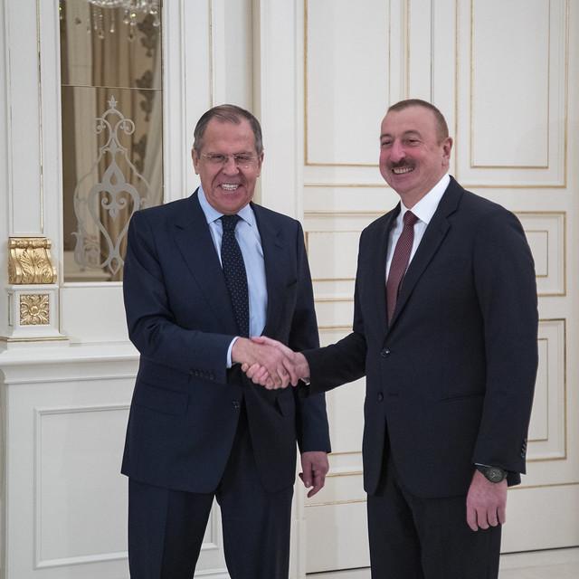 2 декабря 2019 года Визит в Азербайджан | December 2, 2019 Visit to Azerbaijan