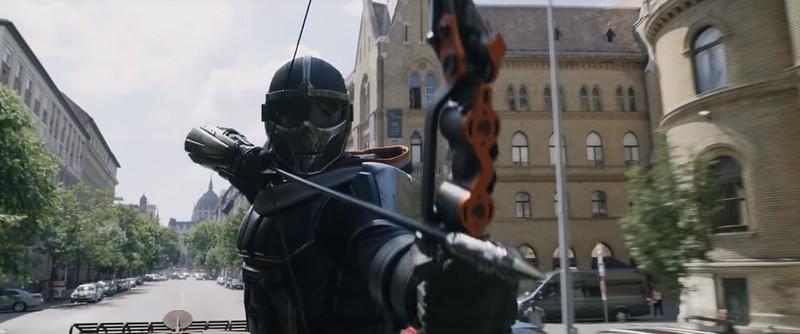 Black Widow (2020) – Taskmaster