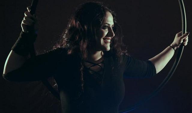 5471 Roaa Al Sahhaf, the first Saudi female circus performer 02