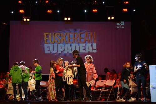 Euskerean Eupadea Finala 2019