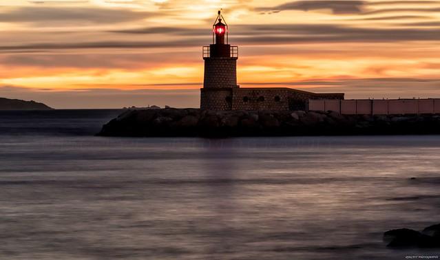 Phare de Sanary-sur-Mer - France - Var 3D0A7580