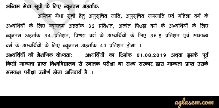 Bihar Police Enforcement Sub Inspector Syllabus 2020