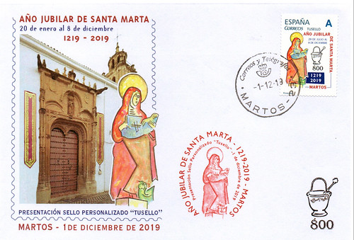 Sellos de Santa Marta