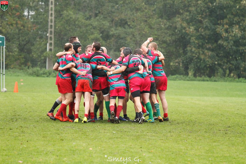 Sen 2 Rugby Mechelen vs Buc