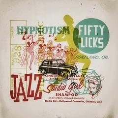 Fifty Licks Jazz Hypnotism Shampoo: HMK Archive