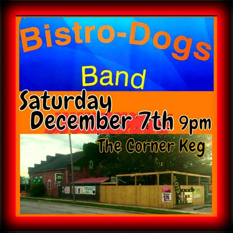 Bistro-Dogs Band 12-7-19