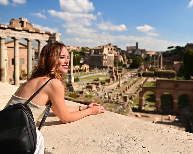 Mejores miradores que ver en Roma