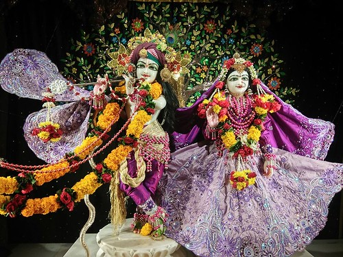ISKCON Rajkot Deity Darshan 03 Dec 2019