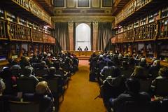 """02/12/2019 - DeustoForum. Federico Mayor Zaragoza: """"Educación, ciencia, conciencia"""""""