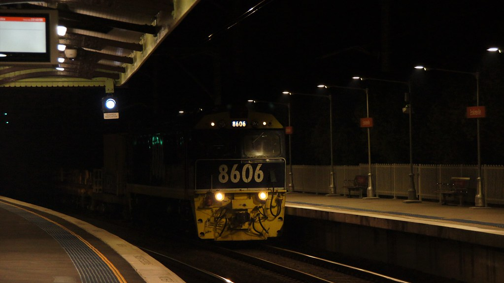 8606 Erskineville by class400railcar