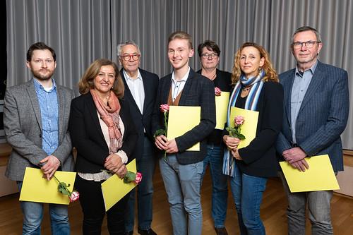 Stadtteil-Historiker Stipendienverleihung 2019