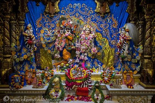 ISKCON Vrindavan Deity Darshan 03 Dec 2019