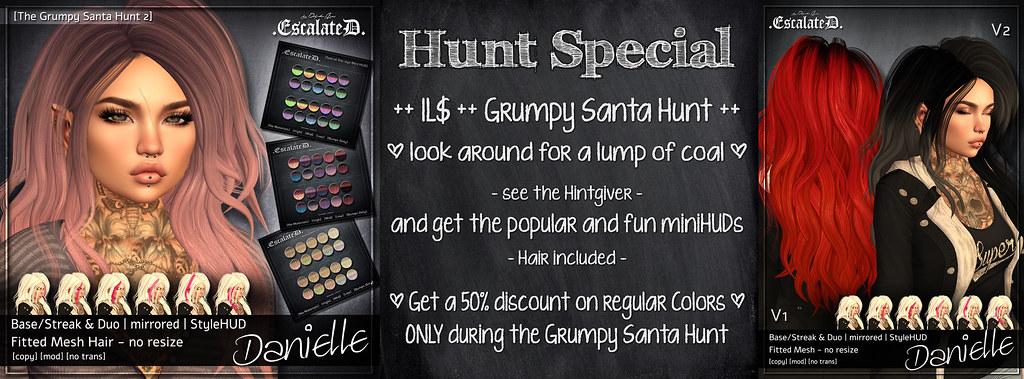 The Grumpy Santa Hunt 🎅