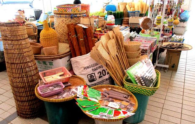 Tamu Muhibbah Miri handicrafts 1
