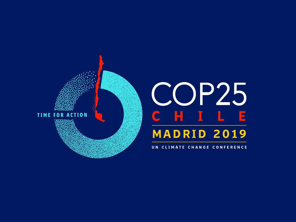 Cumbre del Clima COP25 CHILE - MADRID