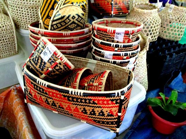 Tamu Muhibbah Miri handicrafts 2