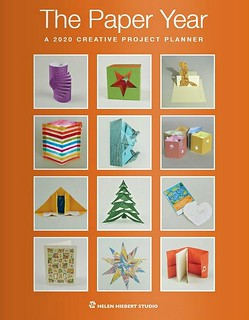 The Paper Year - Planner, Calendar, and Paper Craft Project Book