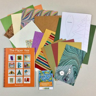 The Paper Year - with Optional Paper Pack