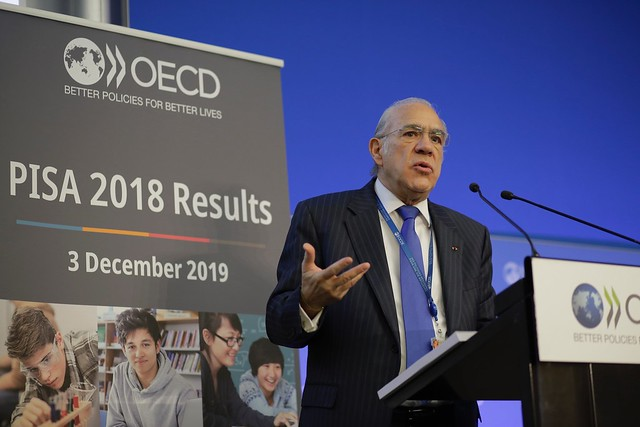 Launch of PISA results 2018