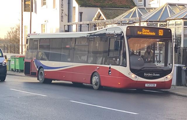 Borders Buses 11728 YJ17 FZD (03/12/2019)