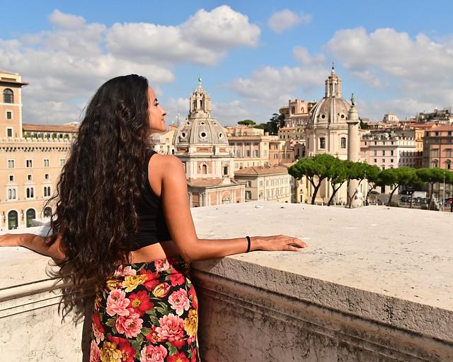 Mirador de la Diosa de Roma