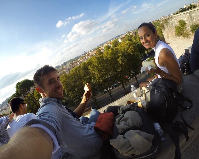 Mirador del Giardino degli Aranci en Roma