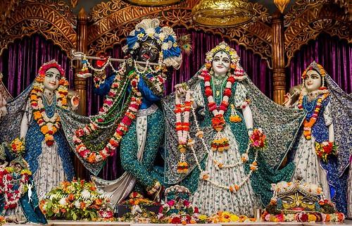 ISKCON Mayapur Deity Darshan 03 Dec 2019