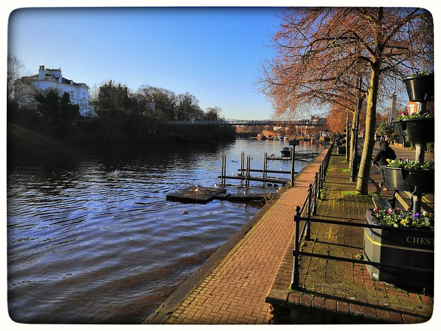 River dee @ chester
