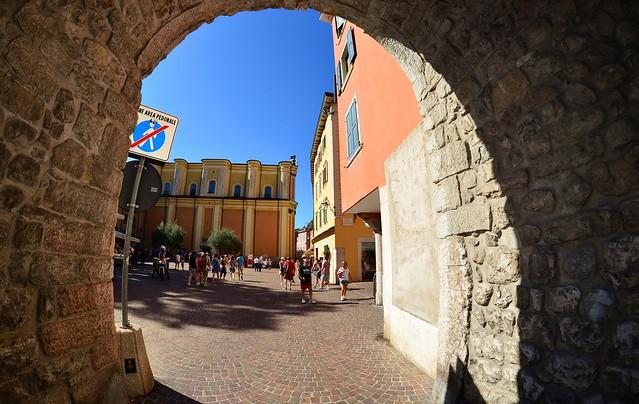 Riva del Garda - Porta di San Michele