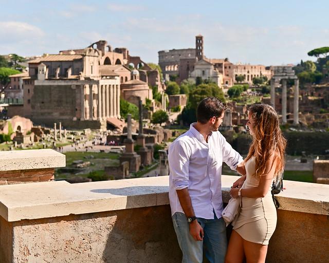Mejores vistas del foro romano