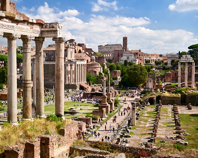 Imprescindibles que hacer en Roma