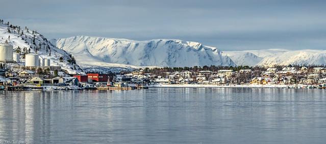 Harbor of Alta, Norway-37a