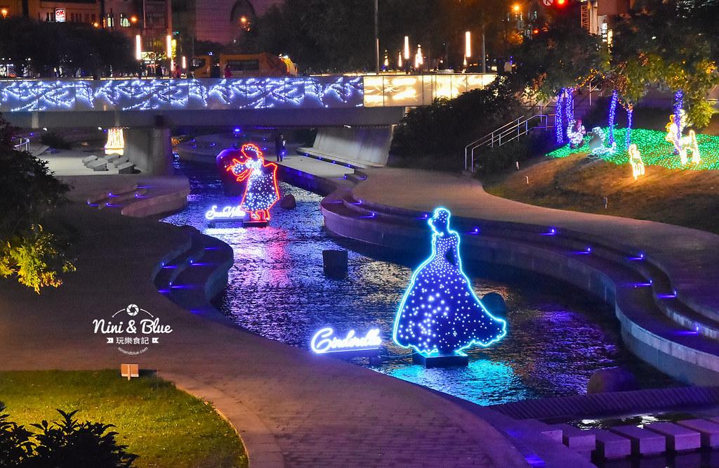 2019台中耶誕夢想世界.柳川水岸景觀步道46