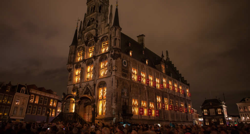 Gouda by candlelight, Gouda The Netherlands | Your Dutch Guide