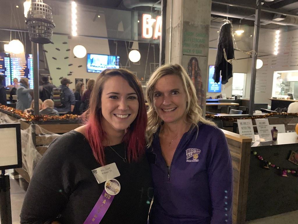 Seattle Alumni & Friends Social, 10/10/19