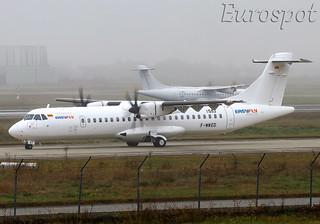 F-WWED ATR72 Easyfly