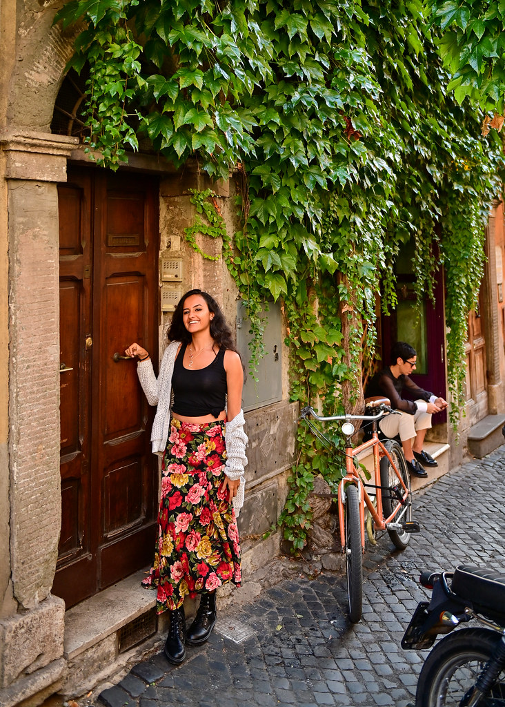 Via Panisperna de Roma