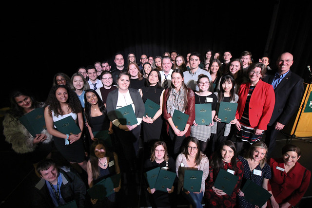 Fall 2019 Student Awards Ceremony