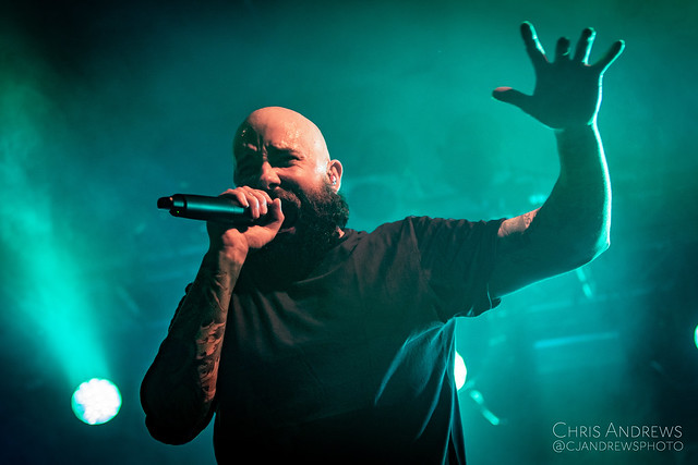 August Burns Red (w/ Erra, Currents) at Electric Ballroom (London, UK) on November 30, 2019