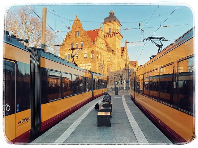 Commuting Heilbronn