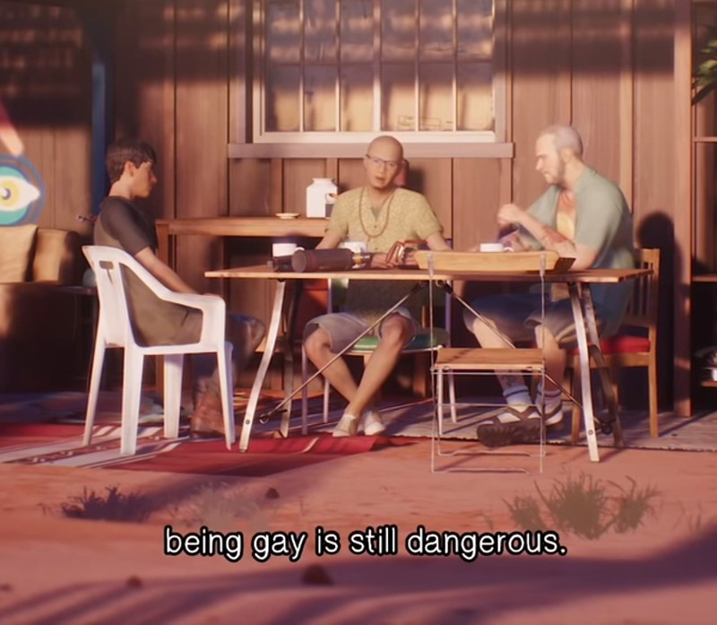 Life Is Strange 2 Episode 5 - Being Gay Is Dangerous