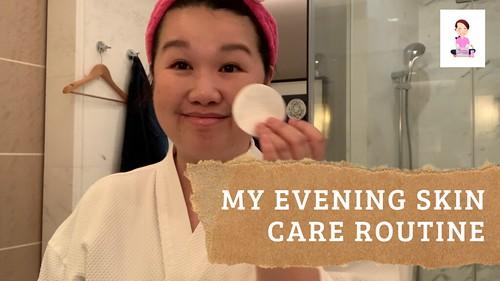 evening skin care secret nature ph