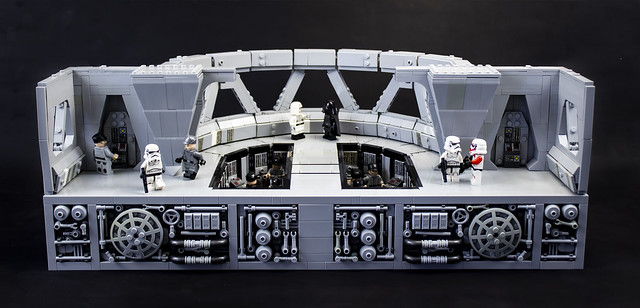 Star Destroyer Bridge