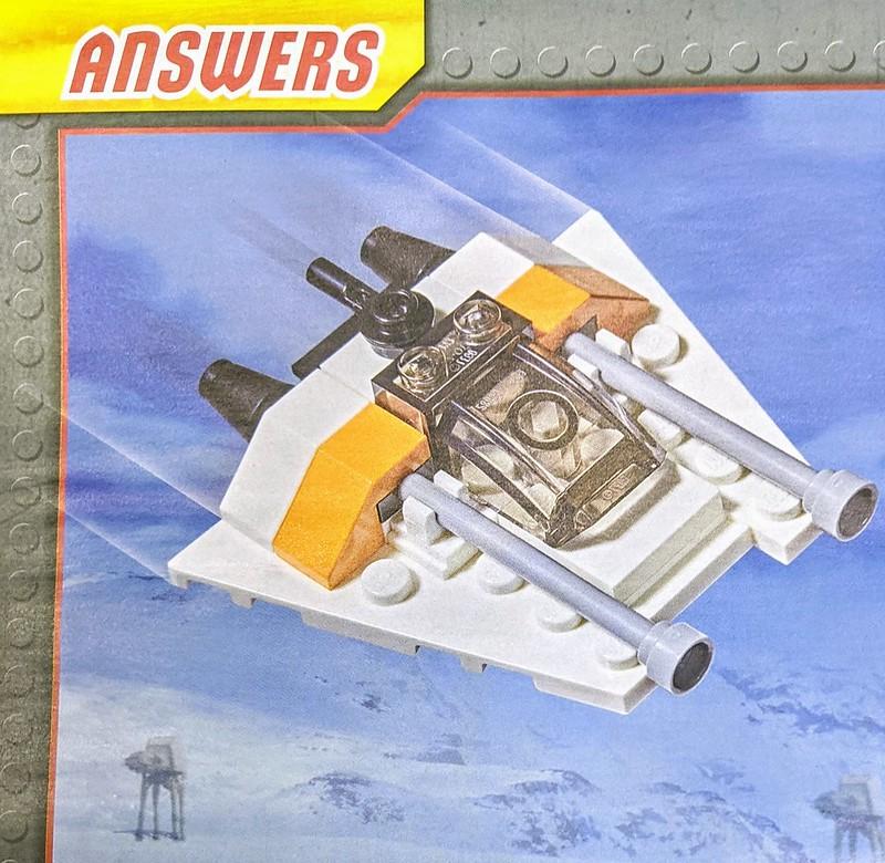 LEGO Star Wars Magazine December