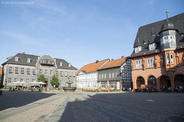 Goslarin pääaukio