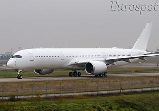 F-WZFT Airbus A350