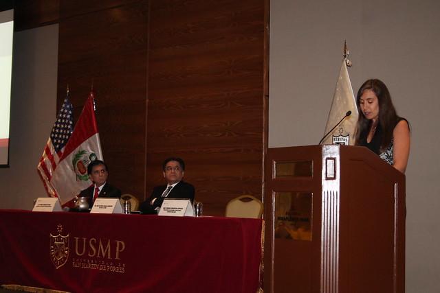 Universidad de San Martín de Porres homenajeó a los egresados del Diplomado: Principles and Practice of Clinical Research, desarrollado en convenio con la Universidad de Harvard