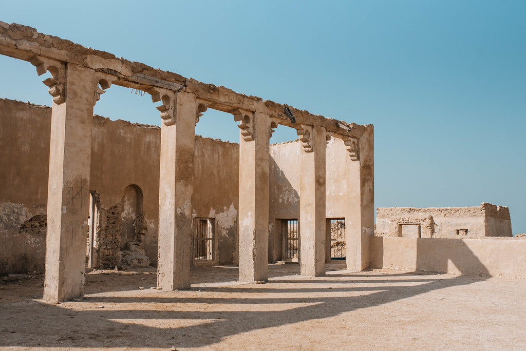 north of qatar itinerary